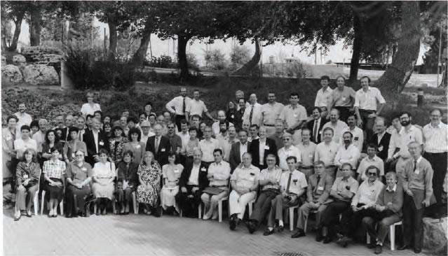 הסימפוזיון הבינלאומי הראשון להיבטים מולוקולאריים, 1991