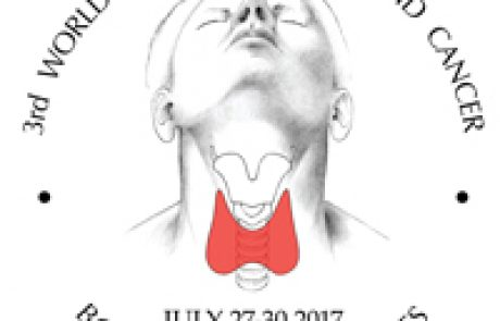 The 3rd World Congress on Thyroid Cancer | 27-30.7.2017 | Boston