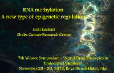 RNA methylation A new type of epigenetic regulation