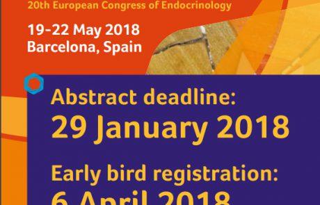 כנס האיגוד האירופאי יתקיים בין ה-19-22 במאי 2018 בברצלונה