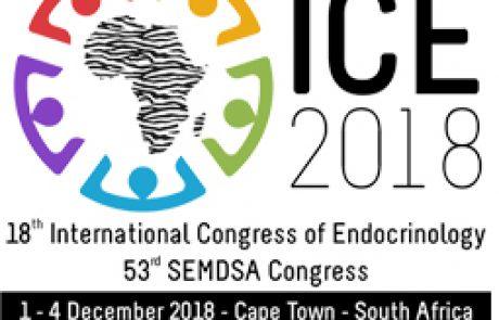 1-4.12.2018 International Congress of Endocrinology