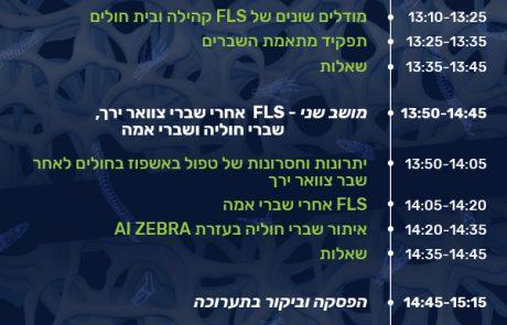 """ההרשמה לכנס הוירטואלי """"מניעה שניונית של שברים אוסטיאופורוטיים בישראל: כאן ועכשיו !"""" המתקיים ב-10/3 בין 12:30-17:30 – נפתחה ! הירשמו וסמנו ביומנכם !"""
